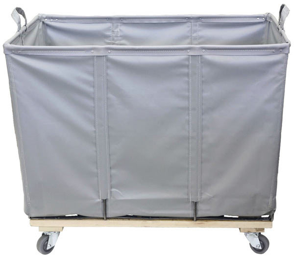 Canvas carts and containers
