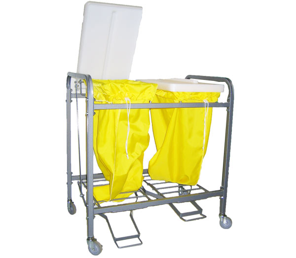 Foot Pedal Laundry Hampers